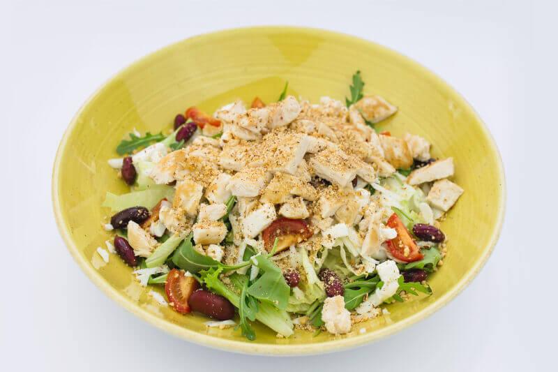 Proteinska salata