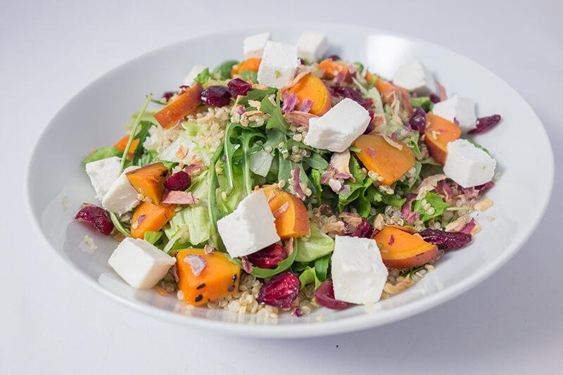 Salata sa slatkim krompirom